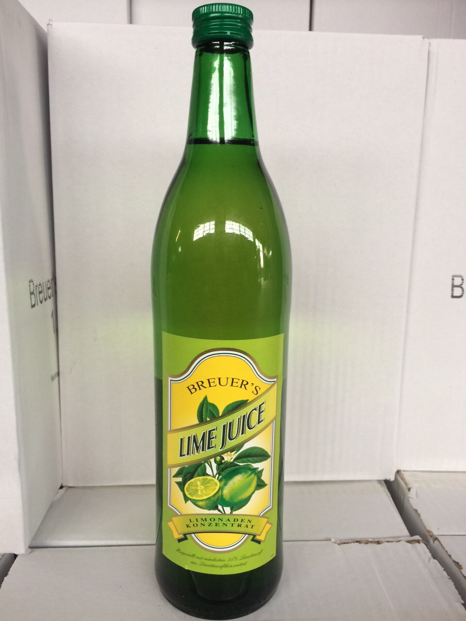 Breuers Lime Juice