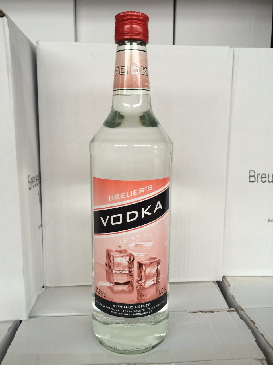 Breuers Vodka / Wodka